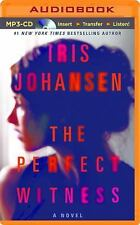 The Perfect Witness by Iris Johansen (2014, MP3 CD, Unabridged)