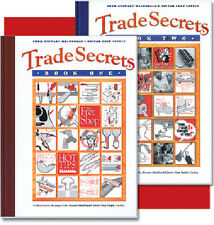 Trade Secrets Set (Guitar Building and Repair Tips) Volumes 1 and 2 / lutherie