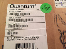 Quantum DLT-S4 TC-S45AT-EY - Tape drive DLT ( 800 GB / 1.6 TB ) SCSI LVD...