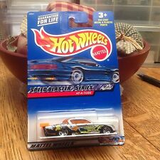 Hot Wheels   Speed Blaster Series At A Tude