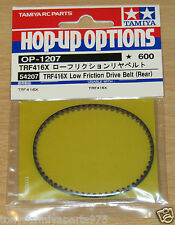 Tamiya 54207 TRF416X Low Friction Drive Belt (Rear) (TRF417/TRF417x/TRF417V5)