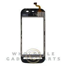Digitizer for Nokia 5230 Black Front Window Panel