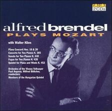 Mozart - Alfred Brendel And Wa CD NEW