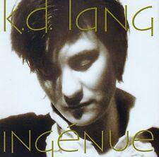 K.D. LANG - INGENUE / CD - TOP-ZUSTAND
