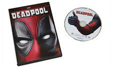 DEADPOOL DVD Brand New & Sealed! FREE Same Day Shipping! Buy Now