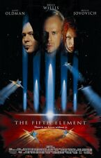 The Fifth Element movie poster 11 x 17 inches - Bruce Willis, Milla Jovovich