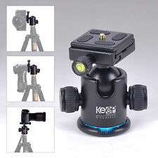 12KG Professional Panoramic Gimbal Tripod Ball Head 360?Rotated For DSLR Camera