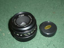 Carl Zeiss Jena DDR Tessar 2.8/50 35mm Camera Lense