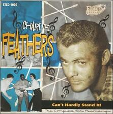 Can't Hardly Stand It! by Charlie Feathers (CD, Mar-2009, 2 Discs, El Toro)