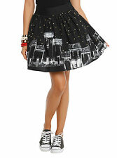 HOT sujet-le livre de la vie-starry night skyline mini cercle jupe tulle sz l