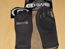 Bare Sport 3mm Scuba Diving and Snorkeling Wetsuit Gloves size XS