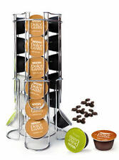 NESCAFE DOLCE GUSTO KAPSELHALTER EDELSTAHL NESTLE COFFEE CAFE CAPSULES DISPENSER