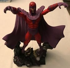 Creative License Marvel X-Men Magneto Porcelain Figurine 1996 #d 808/3500 in box