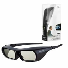 Sony TDG-BR250/Black 3D Active Glasses Medium/Regular Size