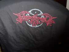 OFFICIAL FINNTROLL LIVE IN ISRAEL 2010 T-SHIRT XL-SIZE UNWORN