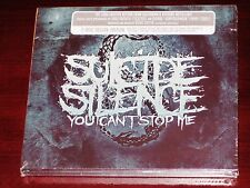 Suicide Silence: You Can't Stop Me - Deluxe Edition CD DVD Set 2014 Digipak NEW