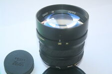 RARE ! KMZ USSR military devic lens  ZENIT IR 1.5/100 thread M42