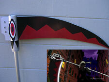 Maka's Scythe Soul Eater (over 5 feet tall)