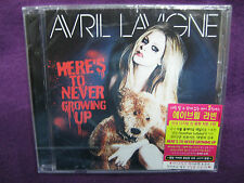 Avril Lavigne / Here's To Never Growing Up (SINGLE)CD NEW SEALED
