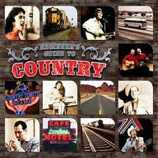Beginner's Guide To Country 3-CD SEALED/NEW Les Paul Merle Travis Wanda Jackson
