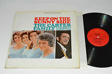 THE CARTER FAMILY WITH JOHNNY CASH Keep on the Sunny Side LP CSP C-11303 G+/G+