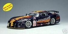 1/18 Autoart Dodge Viper competition Woodhouse SCCA #13