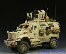 Pre Order Built Kinetic 1/35 MRAP MaxxPro ARMORED FIGHTING VEHICLE+PE+ACC