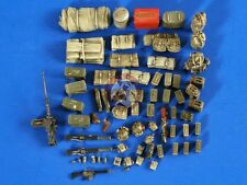 Verlinden 1/35 M113 APC Stowage and Accessories Set in Vietnam War [Resin] 2638