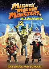 Mighty Mighty Monsters: Halloween Havoc DVD