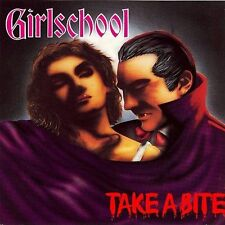 GIRLSCHOOL - TAKE A BITE - CD SIGILLATO 2016