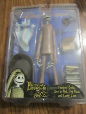 NBC Nightmare Before Christmas Neca Pajama Jack Skellington Series 5 New Sealed