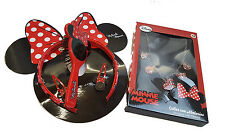 Disney Minnie Mouse Girls hair accessory set + necklace