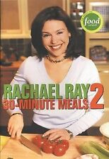 30-Minute Meals 2 by Rachael Ray (2003, Paperback)