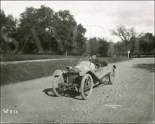 Vintage Photograph of Hall Cycle Car 8X10 Fine Art Print Picture Photo Old Cars