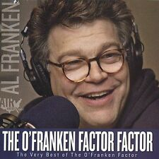 O'Franken Factor Factor: The Very Best of the O'Franken Factor by Al Franken CD