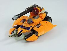 Unicron figure TRANSFORMERS Cybertron Deluxe Class 2006 Hasbro RID planet tank