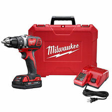 "Milwaukee 2606-21CT M18 18V Li-Ion Compact 1/2"" Drill Driver BRAND NEW !!!"