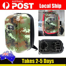 Army Shoulder Backpack Carry Bag Case Shell Box for DJI Phantom 4/3 Pro & Adv