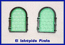 PLAYMOBIL - Vidriera NUEVA Museo Verde Marco 6463 Casa Castillo Medieval 3666