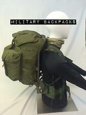 Alice Combat Medium Field Pack   Green Military Backpack Rucksack Hunting