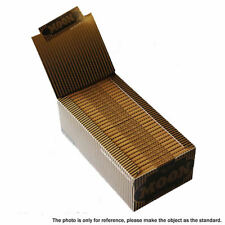 """Moon Gold Cigarette Rolling Papers 1.25"""" 77*45mm Pack Of 25 booklets"""
