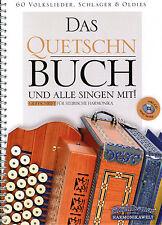 Steirische Harmonika Noten : Das Quetschnbuch - Set mit 2 Liederbüchern