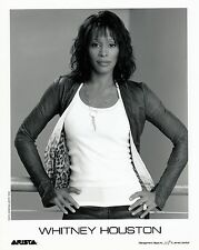 "Whitney Houston 10"" x 8"" Photograph no 8"