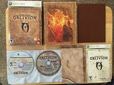 The Elder Scrolls IV Oblivion Collector's Edition Complete Game 4
