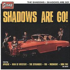 "THE SHADOWS - ""SHADOWS ARE GO!"" - SCAMP CD (1996)"
