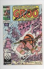Sergio Aragone's Groo The Wanderer #19 NM- 9.2 1986 Marvel Epic See my store