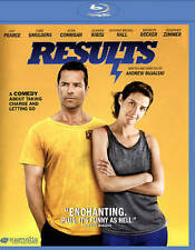 RESULT The MOVIE on BLU-RAY DVD Video of BROOKLYN DECKER Workout ROMANTIC COMEDY