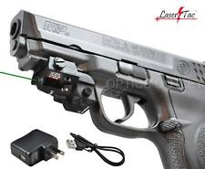 Lasertac Subcompact Green Laser Sight for S&W M&P Beretta PX4 Ruger SR9C Pistol