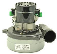 Ametek Lamb Vacuum Motor 116392-00 120volt 50/60 HZ, 2 Stage Bypass With Horn