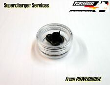 Jaguar Eaton M112 supercharger rear bearing grease top-up XFR XKR XJR S-Type R